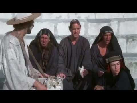 Life of Brian - scene 3 - People's front of Judea