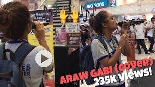 ARAW GABI (COVER) Regine Velasquez - Alcasid  | Julianaceline