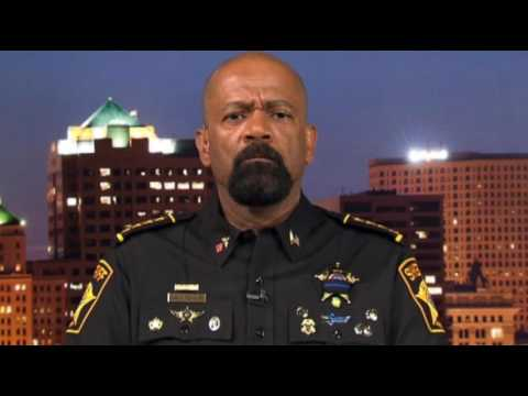 Sheriff David Clarke says he's accepting Trump administration position at DHS