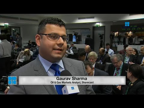 Gaurav Sharma on world oil demand, shale and non-OPEC production, December 4, 2015