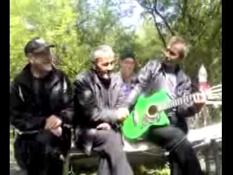 Noxchi eshar pod gitaru KRASAVCHIK