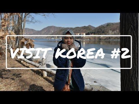KOREA TRAVEL VLOG: KDRAMA FILMING; NAMI ISLAND & PETITE FRANCE    RA'SVLOG #15