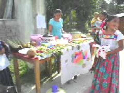 Escuela Cuauhtemoc-Llanos de Santiago-Exposicion d...