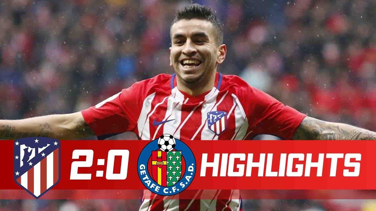 Download Atletico Madrid vs Getafe 2-0 All Goals & Highlights 06/01/2018 HD
