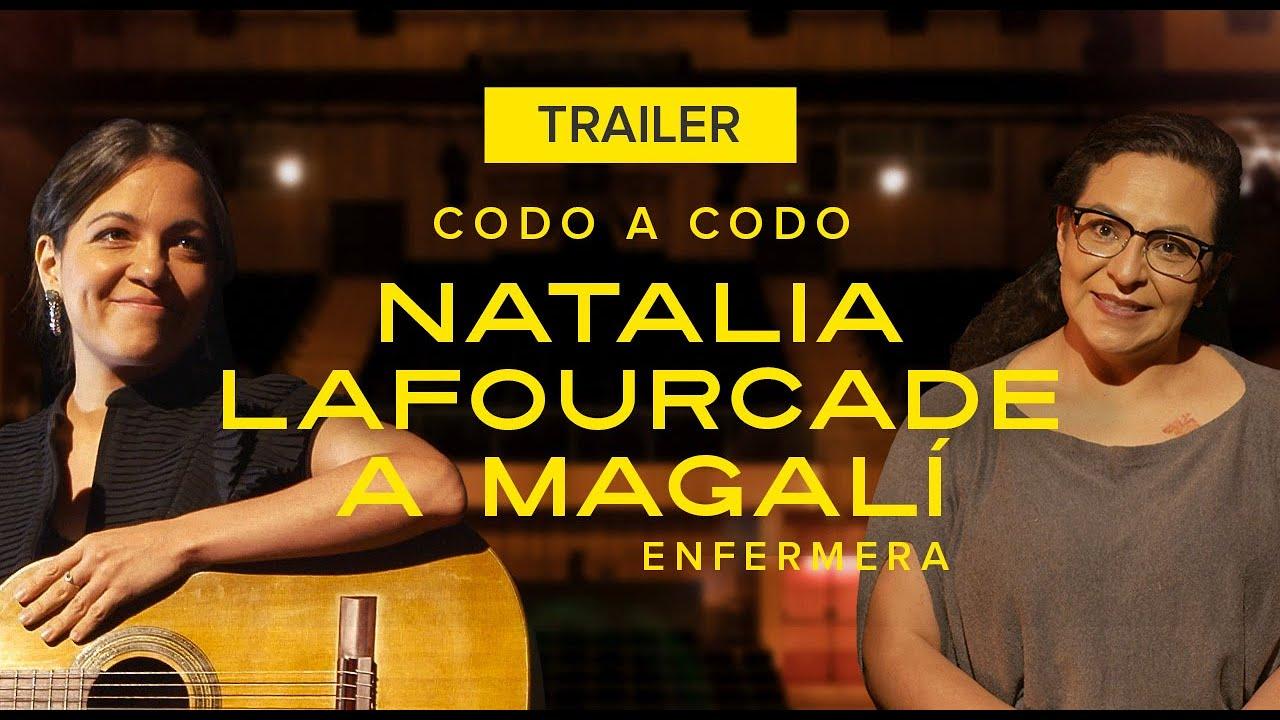 Natalia Lafourcade a Magalí: Codo a Codo | Trailer | México | Mercado Libre