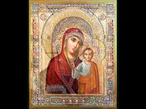Православные иконы и картины Богородицы2