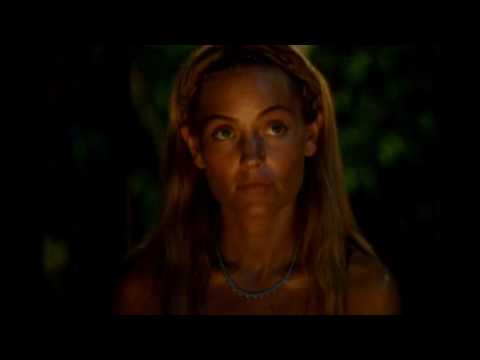 Survivor: Palau  Jenn's Fire Challenge Elimination Part 1