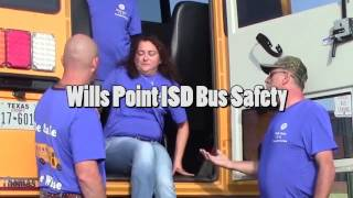 2016 wills point isd bus safety