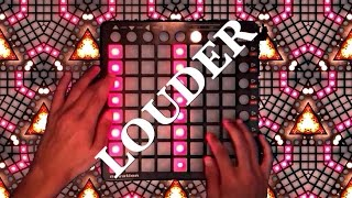 (Louder) - Doctor P & Flux Pavilion Remix - [Launchpad Cover]