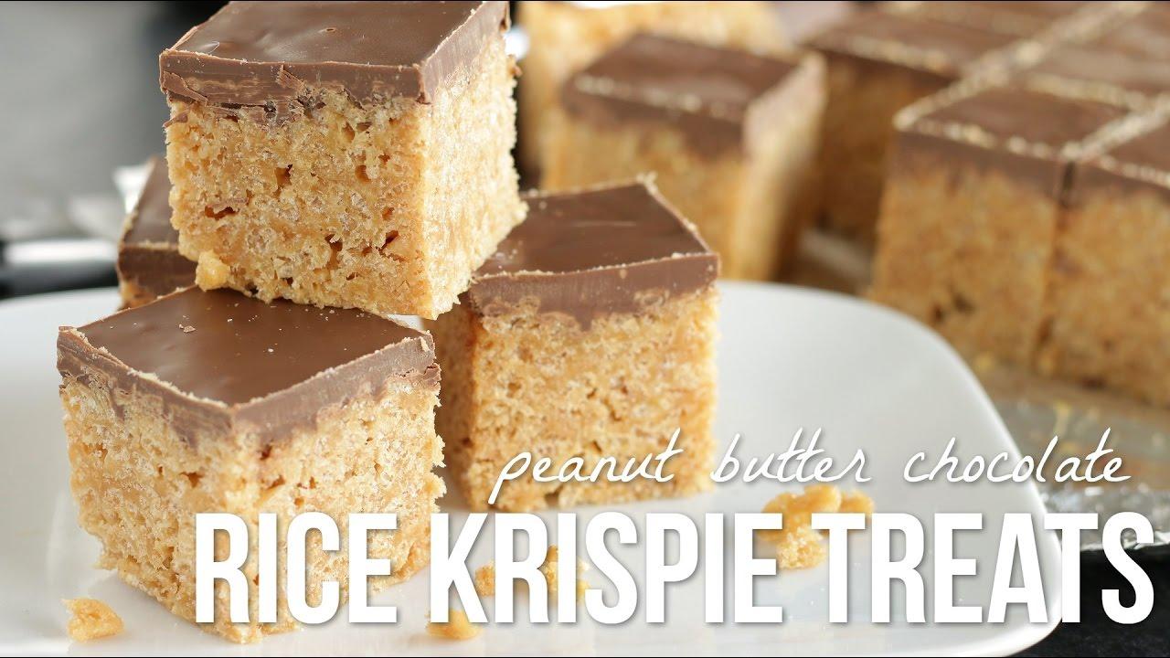 Peanut Er Rice Krispie Treats Pb