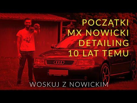 Detailing 10 Lat Temu - Pierwsze Woskowanie Mx Nowicki