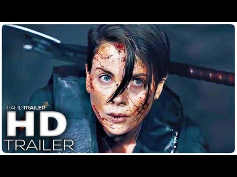 THE OLD GUARD Official Trailer (2020) Charlize Theron, Action Movie HD