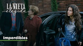 Luisa llega a vivir a la casa de los Roldán   La Nieta Elegida
