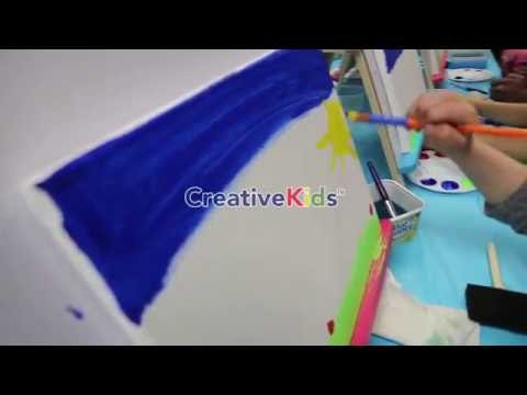 "Creative Kids Studios ""America's Art & S.T.E.M School."" #BeCreative"