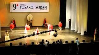9º Festival Yosakoi Soran Brasil 2011 - Mugen Kyodai (Contos da Lua Cheia)