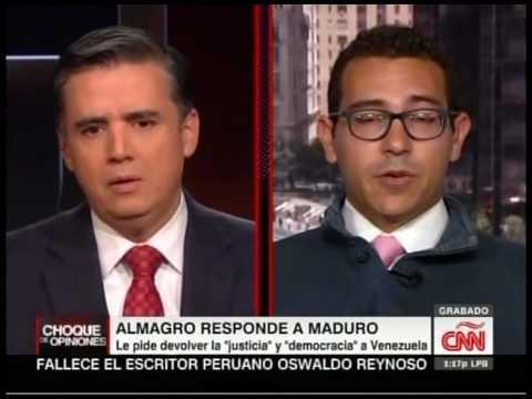 CNN Almagro Maduro