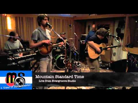Mountain Standard Time LIVE on Mountain Size Presetns 11/30/12