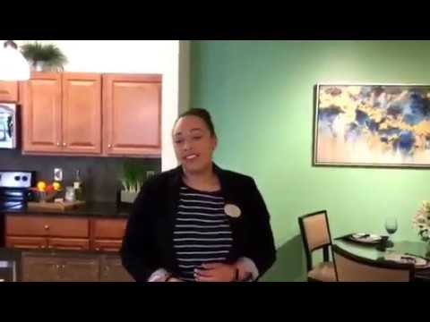 Wayfarer Floorplan Review at Riverside Apartments in Aberdeen, MD