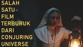 REVIEW THE NUN, SPIN-OFF GAGAL THE CONJURING - Cine Crib Vol. 146