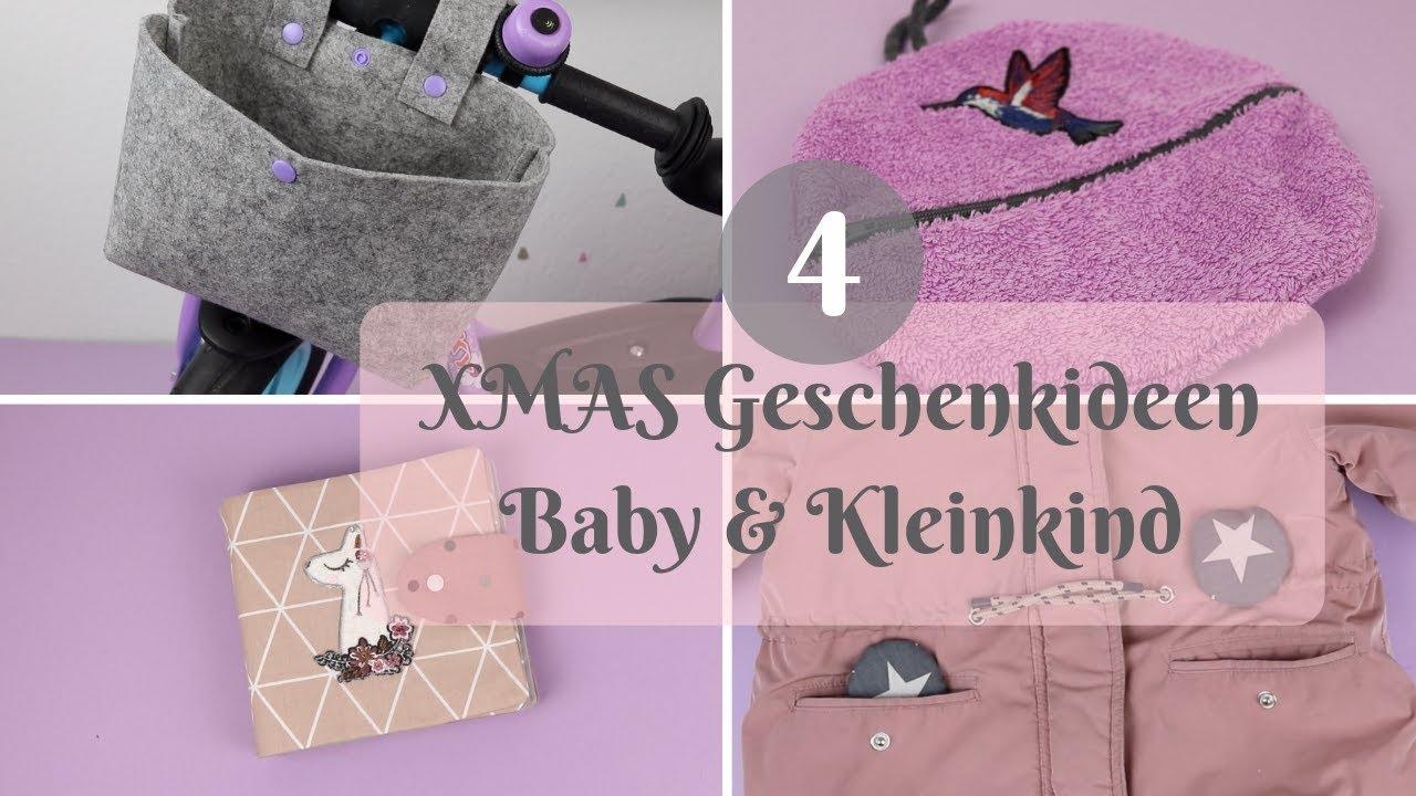 4 Weihnachtsgeschenke Fur Babys Und Kleinkinder Babygeschenke Selber
