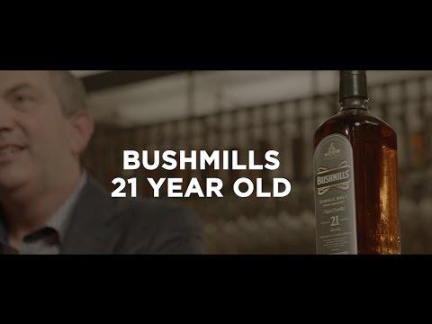 Download BUSHMILLS® 21 YEAR OLD SINGLE MALT - TASTE SERIES