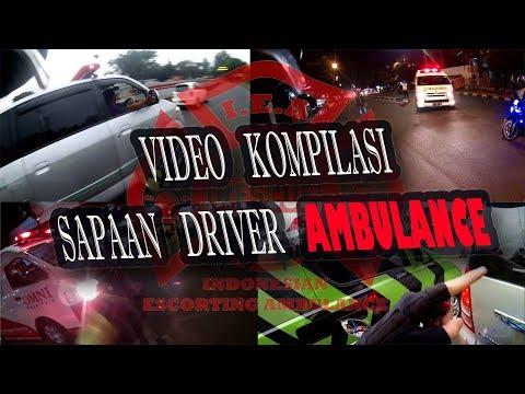 BUKTI, TERIMA KASIH DRIVER AMBULANCE, KEPADA KAMI (I.E.A) || VIDEO KOMPILASI