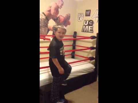 Wwe Wrestling Ring Bed Diy Under 100 How To Make