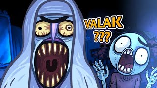 ARHH ADA VALAK DI GAME TROLLFACE - TROLL FACE QUEST HOROR FULL GAMEPLAY (MALAYSIA) ★Horor Time★