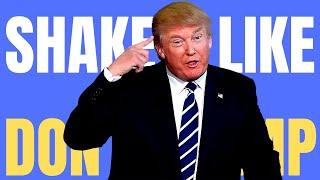 How To Shake Hands in Sales & Donald Trump's Handshake