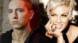 won't back down-Eminem ft Pink [lyrics in description]