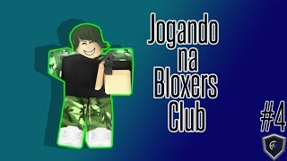 Playing at Bloxers Club #4-Roblox
