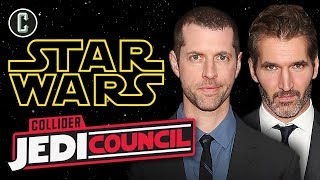 When Game of Thrones Ends, Benioff and Weiss Star Wars Movies to Begin Production - Jedi Council