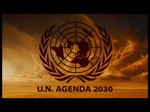 5G INDUSTRY LEADER SAYS 5G WILL BE USED TO CARRY OUT UN AGENDA 2030