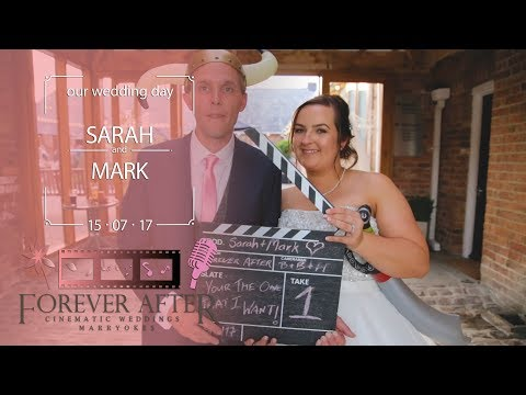 Sarah & Mark - 'You're The Want That I Want' Marryoke