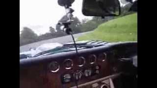 Prescott Speed Hill Climb in a Marcos Lm400