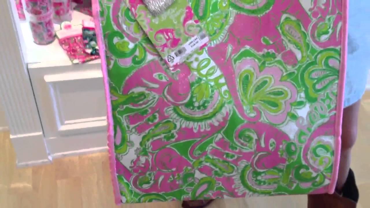 9101de90f1f97f Lilly Pulitzer insulated market Tote - DazzleUSA.com - Germantown, TN