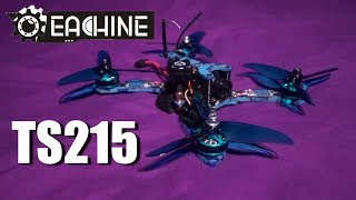 Eachine Wizard TS215 - Eachines Best Copter!