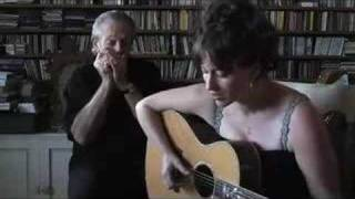 "Charlie and Layla Musselwhite perform ""In Your Darkest Hour"""