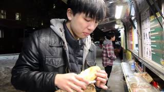 Fat Sandwich Challenge - Sandy He for Mr. KSA