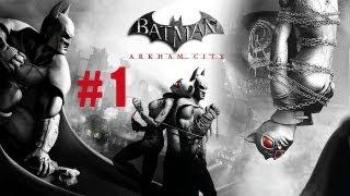 Прохождения игр для PS3 - Batman Arkham City (RUS) # 1