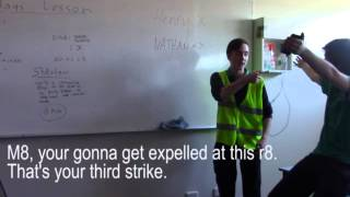 Australian Schools be like...