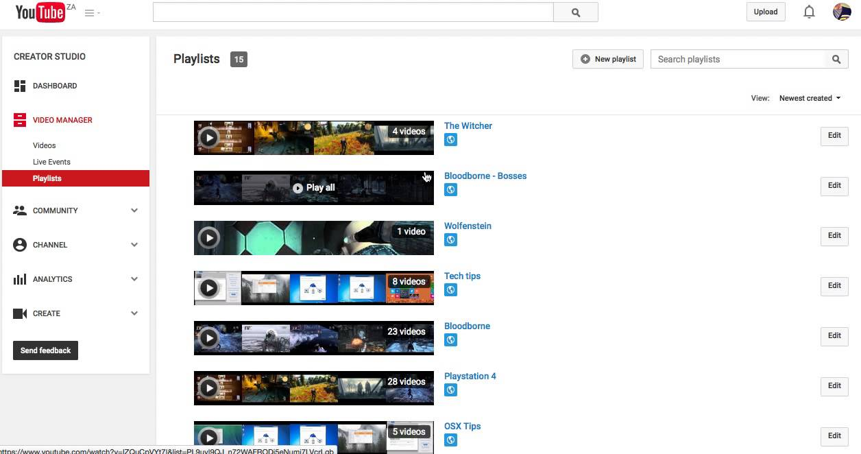 how to manually order sort your youtube videos within a playlist rh youtube com how to manually download youtube videos with idm how to manually download youtube videos with idm
