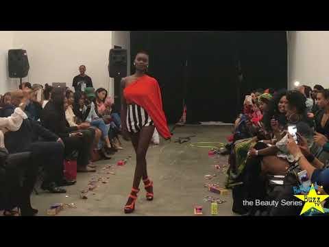 the Beauty Series - LA Fashion Week - TLZ  L'FEMME SS18