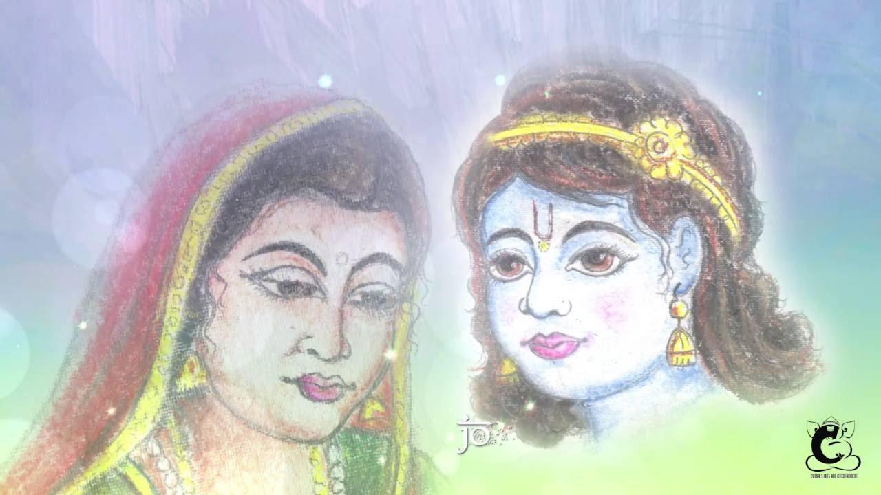 Bada Natkhat Hai Re | Krishna Bhajan | Krishna Kanhaiya | Devotional Songs  - YouTube