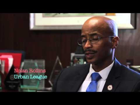 Nolan Rollins: the opportunity for the community