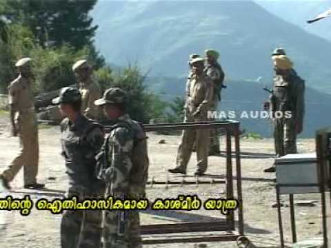 Kanthapuram Usthad in Kashmeer 1 - YouTube