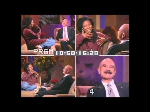 90's Throwback: The Whoopi Goldberg Show - G. Gordon Liddy