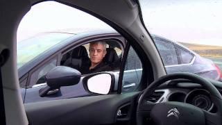 Citroën - Curso de conducción: Antibloqueo de frenos ABS y control de estabilidad ESP.