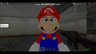 Mario Area 51 En ROBLOX [LUIGI & Mario's area 51(: UPDATE Granny]