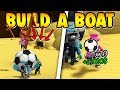 Build a Boat BRING A BALL TO THE END SECRET!!! ( +3,000 GOLD )